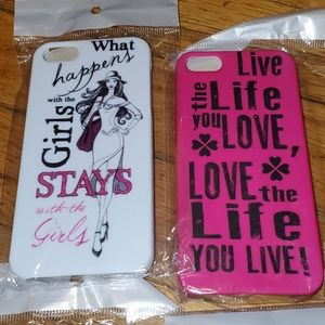 kristine Accessories - 4 nwt fun chic IPhone 5 cases kristine accessories